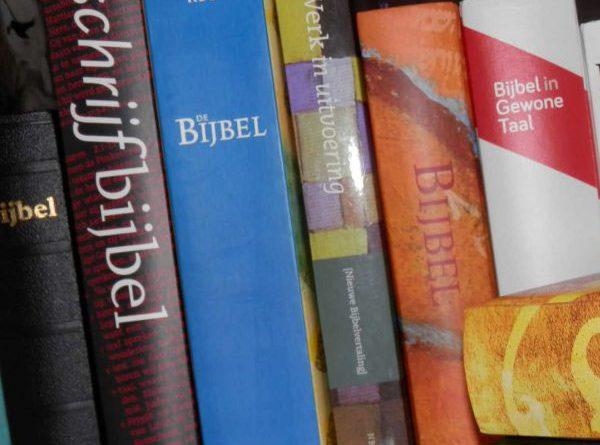 5.1.2 De Bijbel in Gewone Taal is nodig